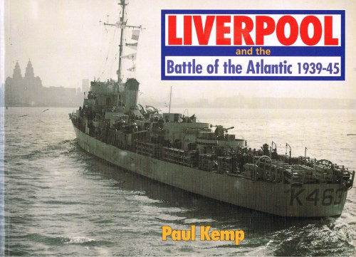 Image for LIVERPOOL AND THE ATLANTIC 1939-45