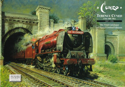 Image for TERENCE CUNEO 1907-1996 : THE FINAL CATALOGUE OF SIGNED LIMITED EDITIONS