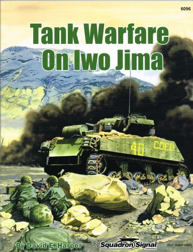 Image for TANK WARFARE ON IWO JIMA