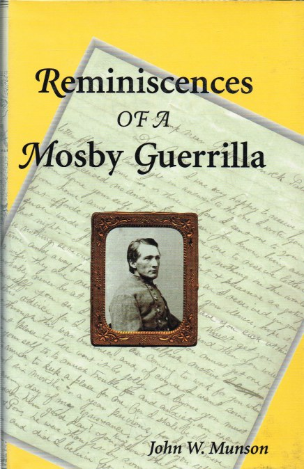 Image for REMINISCENCES OF A MOSBY GUERRILLA