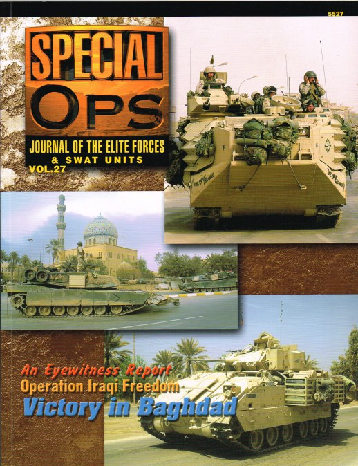 Image for SPECIAL OPS : JOURNAL OF THE ELITE FORCES & SWAT UNITS VOL.27