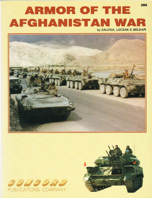 Image for ARMOR OF THE AFGHANISTAN WAR