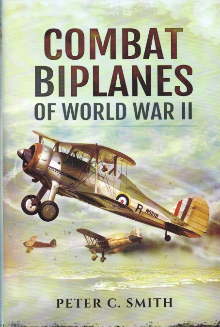 Image for COMBAT BIPLANES OF WORLD WAR II - A PERSONAL SELECTION