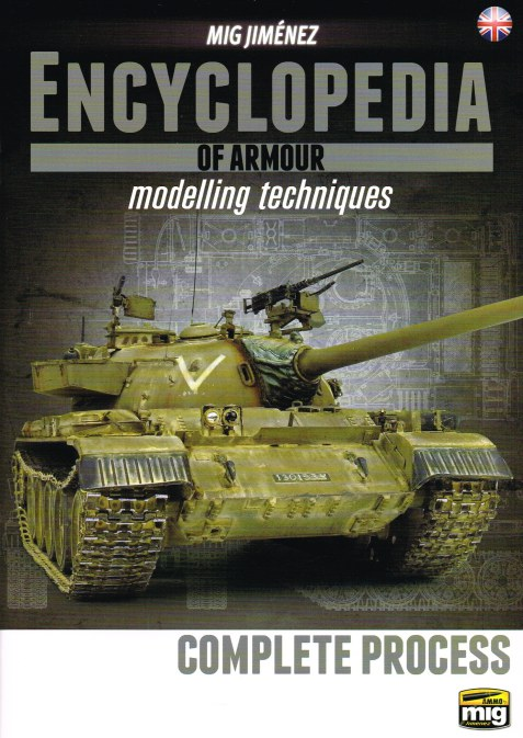 Image for ENCYCLOPEDIA OF ARMOUR MODELLING TECHNIQUES : COMPLETE PROCESS