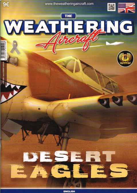 Image for THE WEATHERING AIRCRAFT ISSUE 9 : DESERT EAGLES