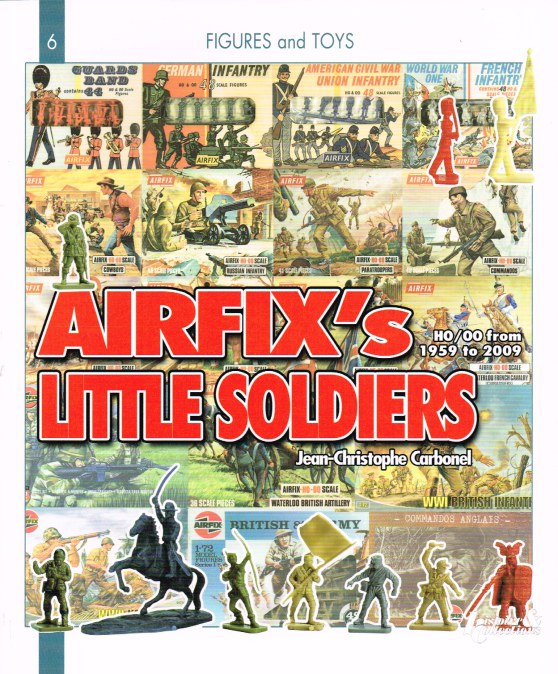 Image for AIRFIX'S LITTLE SOLDIERS HO/OO 1959-2009