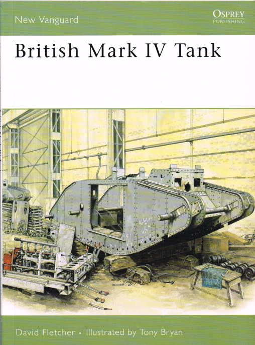 Image for BRITISH MARK IV TANK