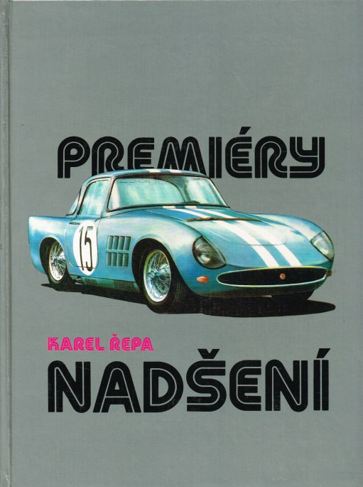 Image for PREMIERY NADSENI (CZECH TEXT)