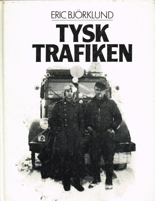Image for TYSK TRAFIKEN (SWEDISH TEXT)