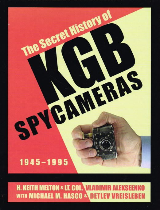 Image for THE SECRET HISTORY OF KGB SPY CAMERAS 1945-1995