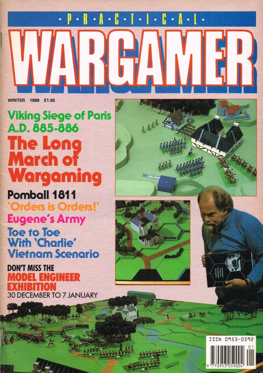 Image for PRACTICAL WARGAMER NO.10 WINTER 1989