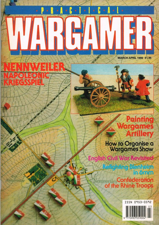 Image for PRACTICAL WARGAMER NO.11 MARCH/APRIL 1990
