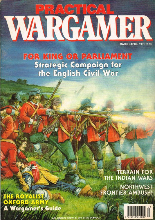 Image for PRACTICAL WARGAMER NO.17 MARCH/APRIL 1991