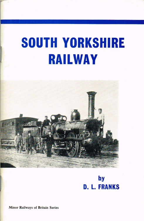 Image for SOUTH YORKSHIRE RAILWAY