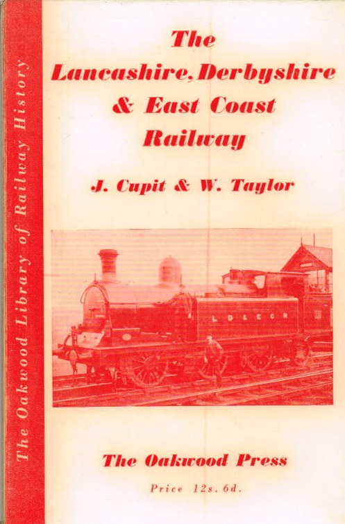 Image for THE LANCASHIRE, DERBYSHIRE & EAST COAST RAILWAY