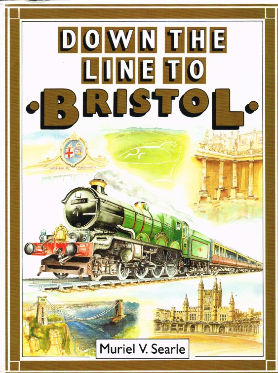 Image for DOWN THE LINE TO BRISTOL
