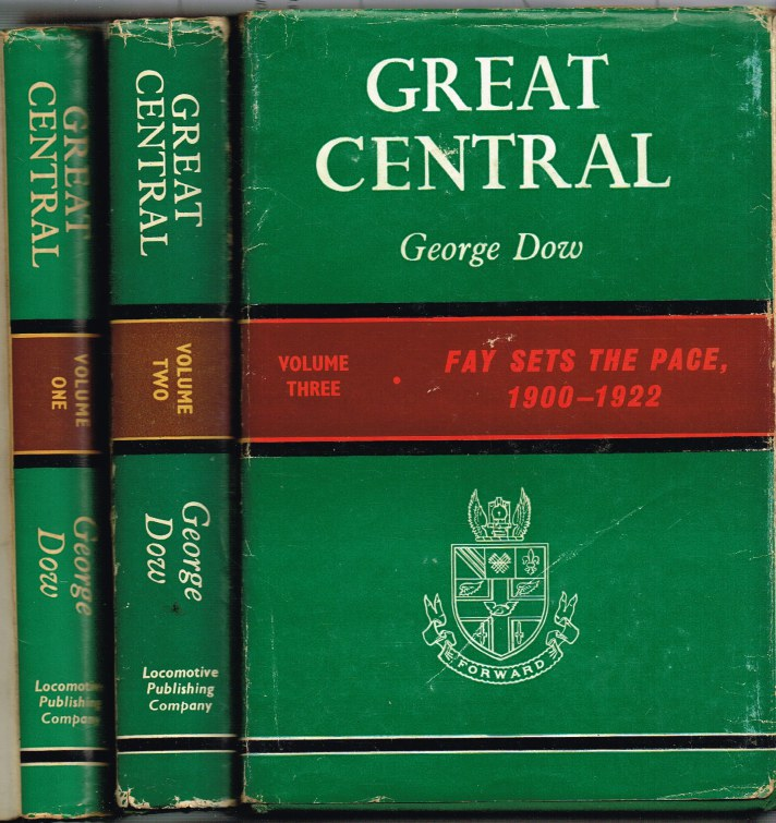 Image for GREAT CENTRAL (THREE VOLUME SET)