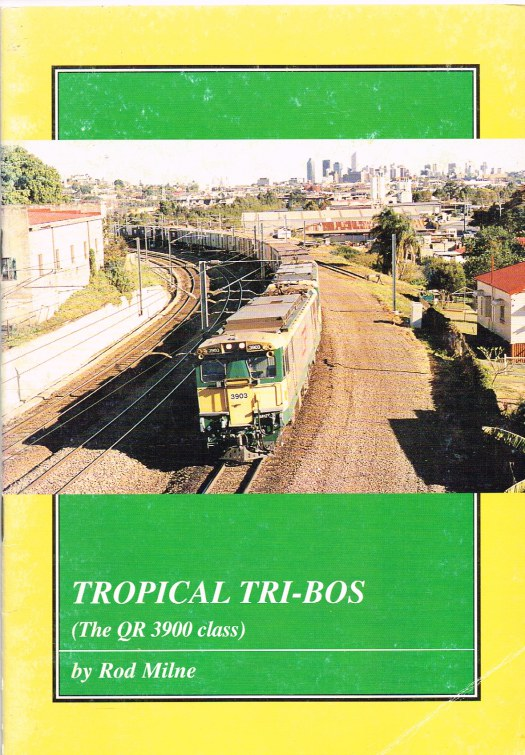 Image for TROPICAL TRI-BOS (THE QR 3900 CLASS)