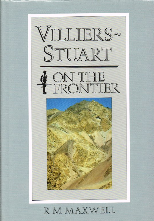 Image for VILLIERS-STUART ON THE FRONTIER 1894-1914