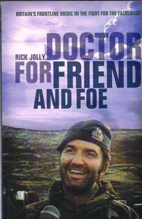Image for DOCTOR FOR FRIEND AND FOE