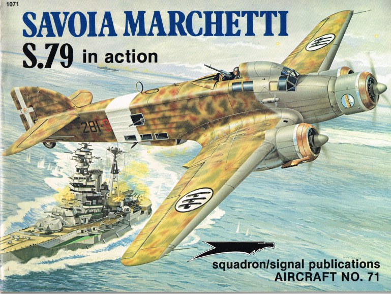 Image for SAVOIA MARCHETTI S.79 IN ACTION