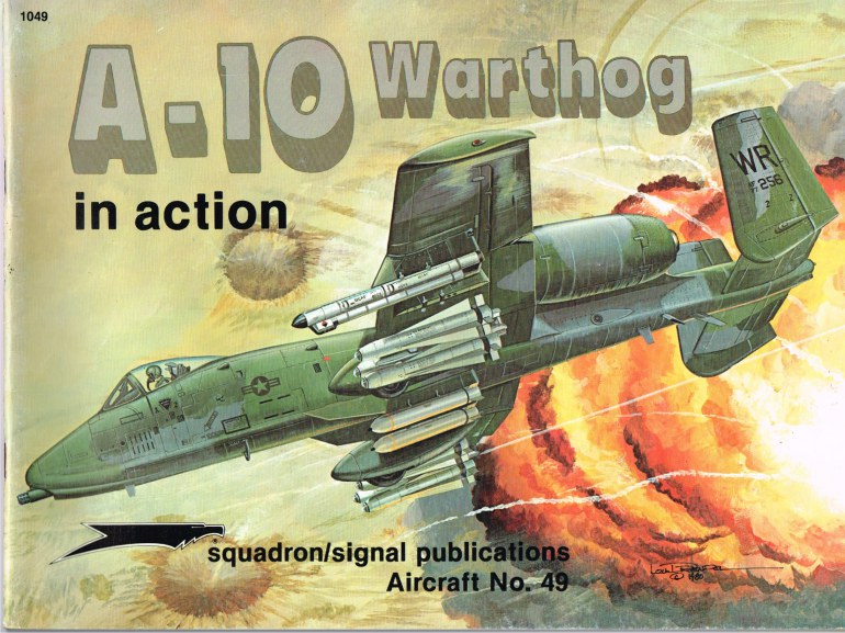 Image for A-10 WARTHOG IN ACTION