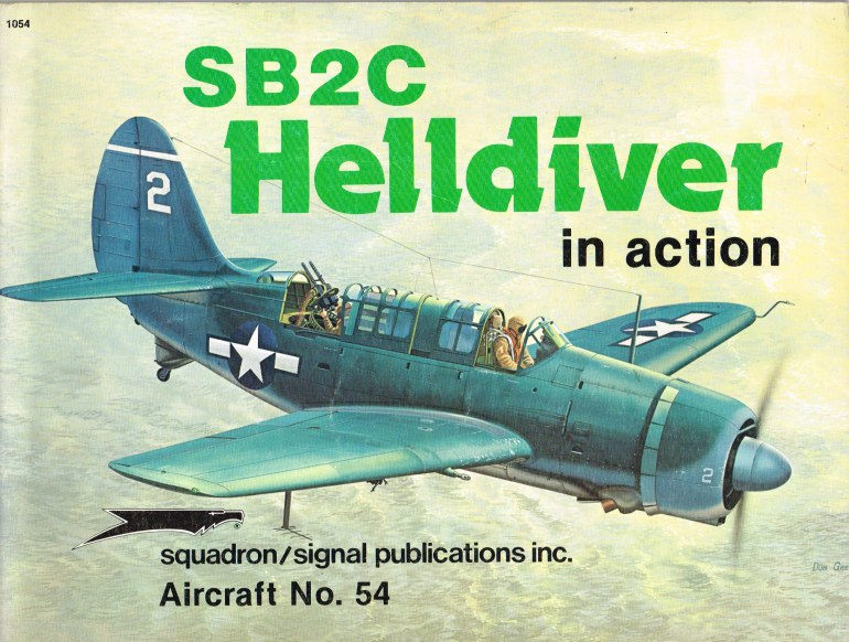 Image for SB2C HELLDIVER IN ACTION