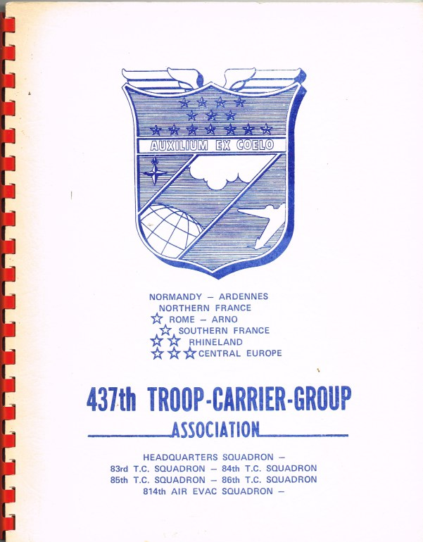Image for 437TH TROOP-CARRIER-GROUP ASSOCIATION