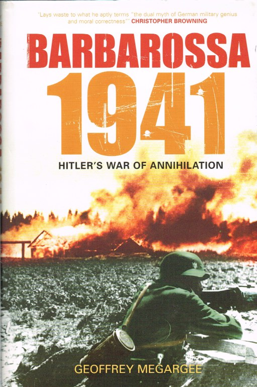Image for BARBAROSSA 1941: HITLER'S WAR OF ANNIHILATION