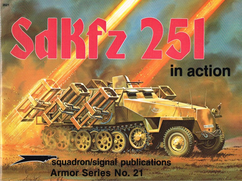 Image for SDKFZ 251 IN ACTION