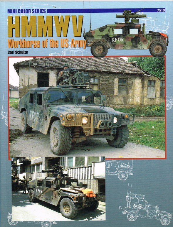 Image for HMMWV : WORKHORSE OF THE US ARMY
