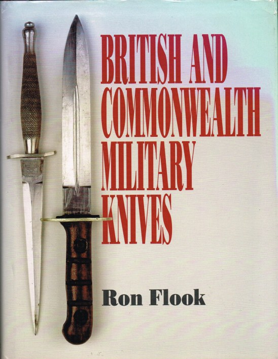 Image for BRITISH AND COMMONWEALTH MILITARY KNIVES
