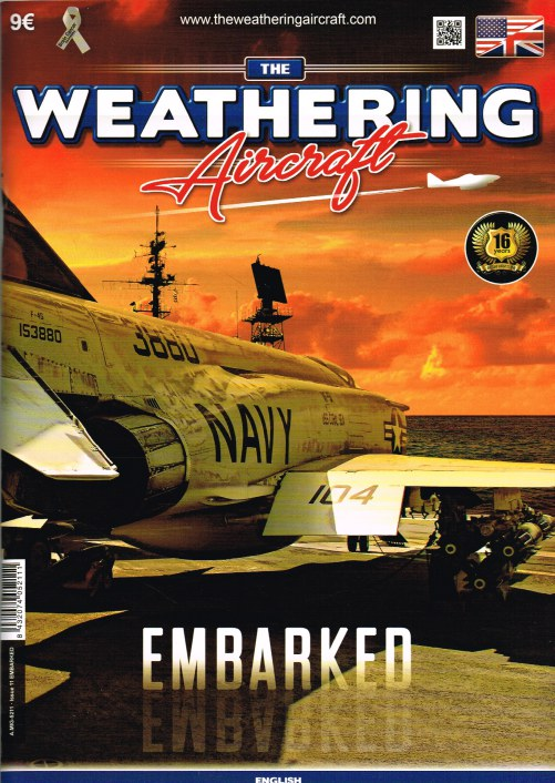 Image for THE WEATHERING AIRCRAFT ISSUE 11 : EMBARKED