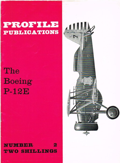 Image for PROFILE PUBLICATIONS NUMBER 2: THE BOEING P-12E
