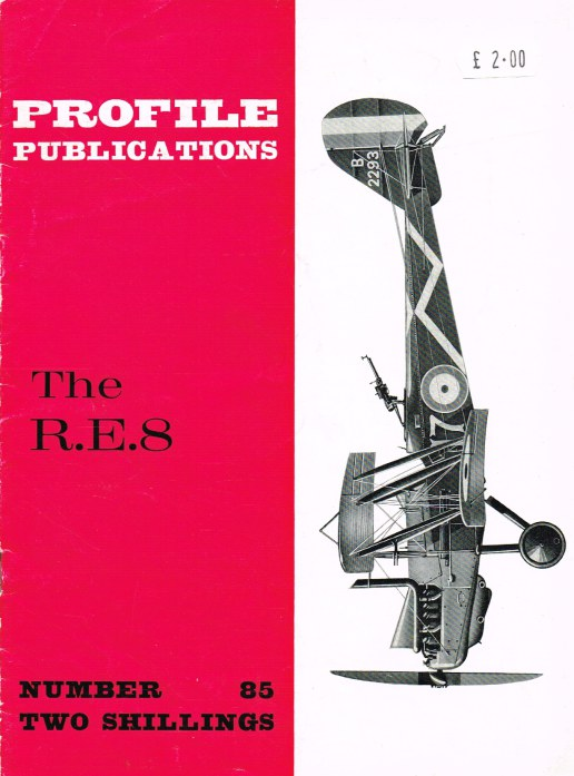 Image for PROFILE PUBLICATIONS NUMBER 85: THE R.E.8
