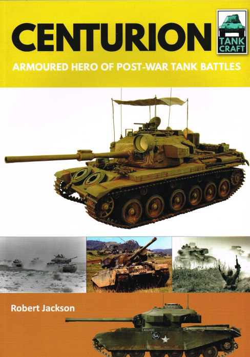 Image for TANKCRAFT 14: CENTURION : ARMOURED HERO OF POST-WAR TANK BATTLES