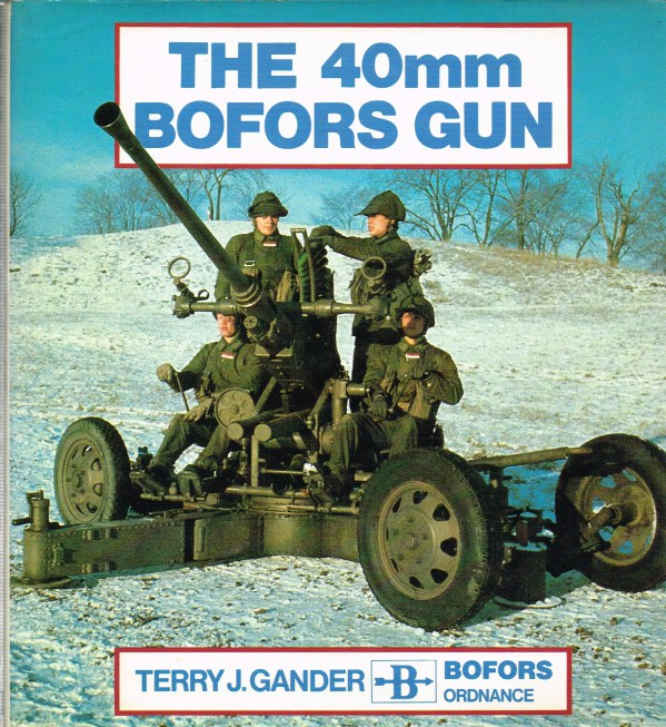 Image for THE 40MM BOFORS GUN