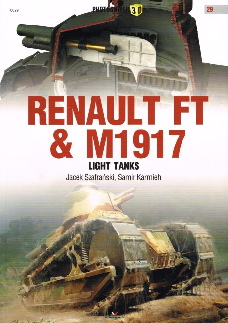 Image for RENAULT FT & M1917 LIGHT TANKS