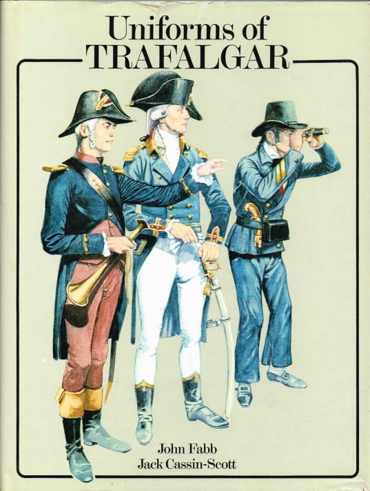Image for UNIFORMS OF TRAFALGAR