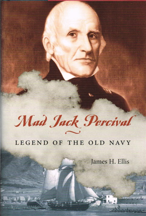 Image for MAD JACK PERCIVAL : LEGEND OF THE OLD NAVY