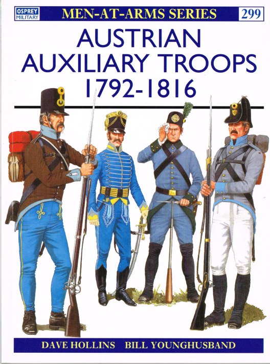 Image for AUSTRIAN AUXILIARY TROOPS 1792-1816