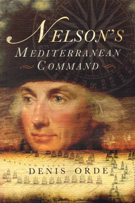 Image for NELSON'S MEDITERRANEAN COMMAND
