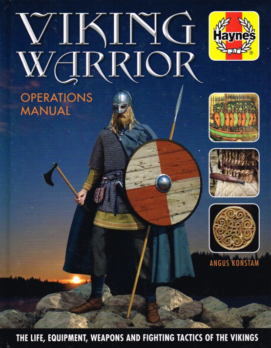 Image for VIKING WARRIOR : OPERATIONS MANUAL