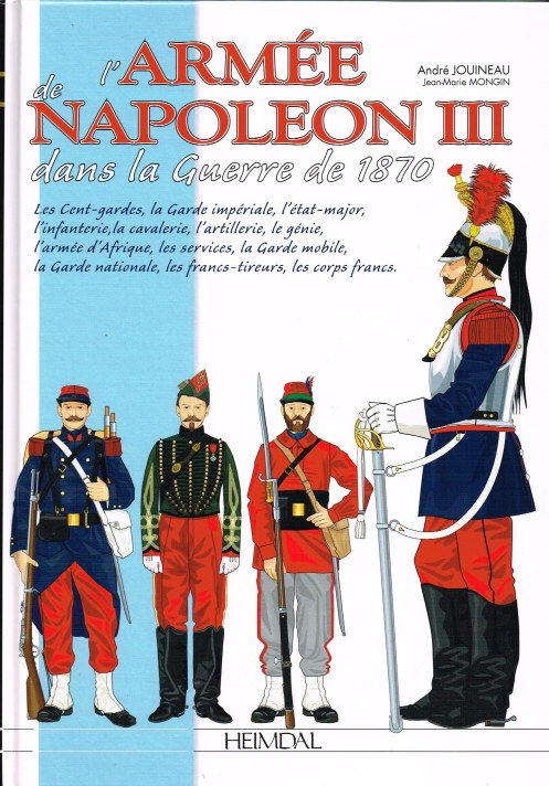 Image for L'ARMEE DE NAPOLEON III DANS LA GUERRE DE 1870 (FRENCH TEXT)