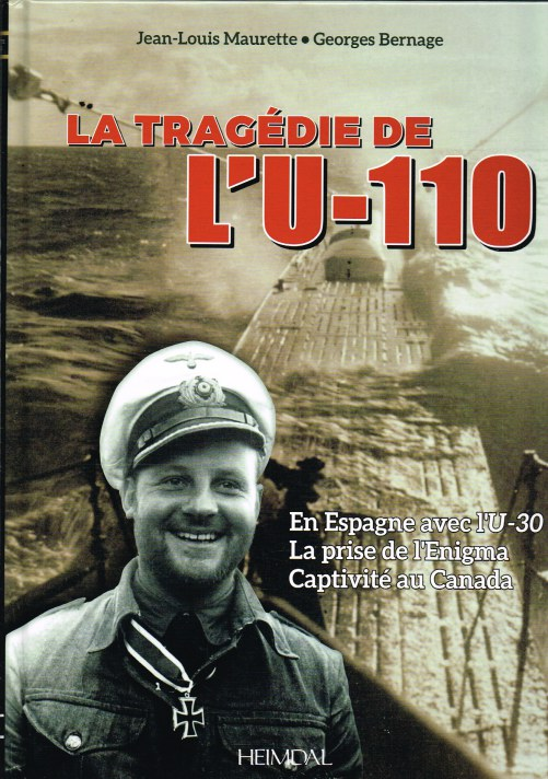 Image for LA TRAGEDIE DE L'U-110 (FRENCH TEXT)