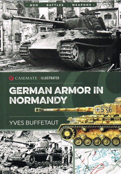 Image for GERMAN ARMOR IN NORMANDY
