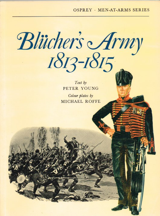 Image for BLUCHER'S ARMY 1813-1815