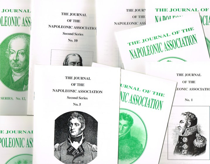 Image for THE JOURNAL OF THE NAPOLEONIC ASSOCIATION : SECOND SERIES (16 ISSUES)