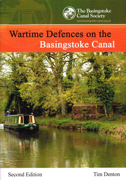 Image for WARTIME DEFENCES ON THE BASINGSTOKE CANAL (SECOND EDITION)