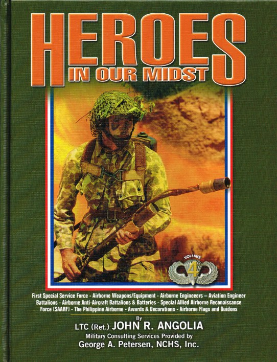 Image for HEROES IN OUR MIDST VOLUME 4
